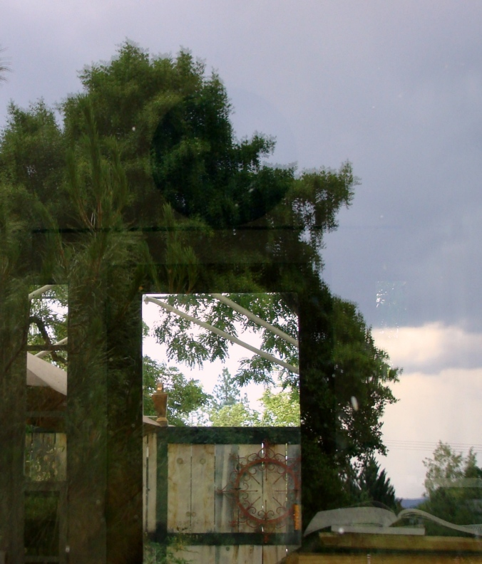 studio reflection
